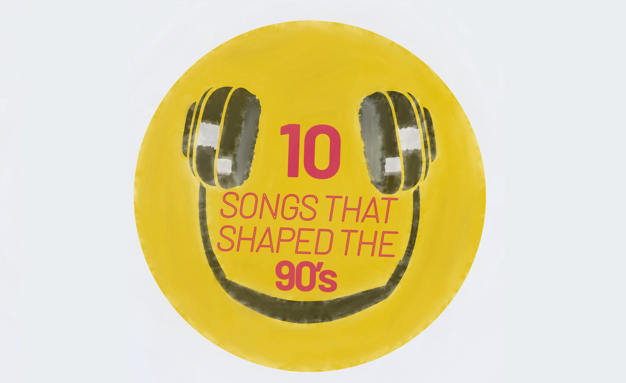 10 songs that shaped the 90s