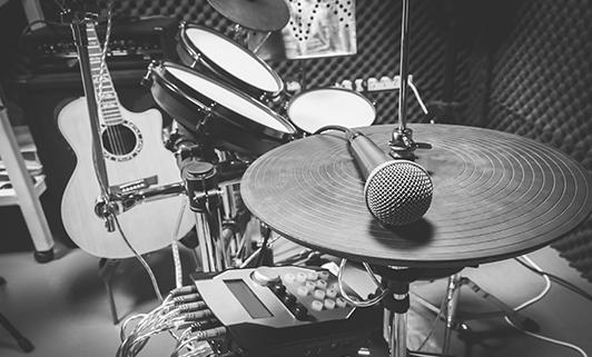 5 Cheap Electronic Drum Kits