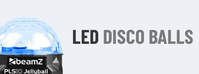 LED Disco Balls