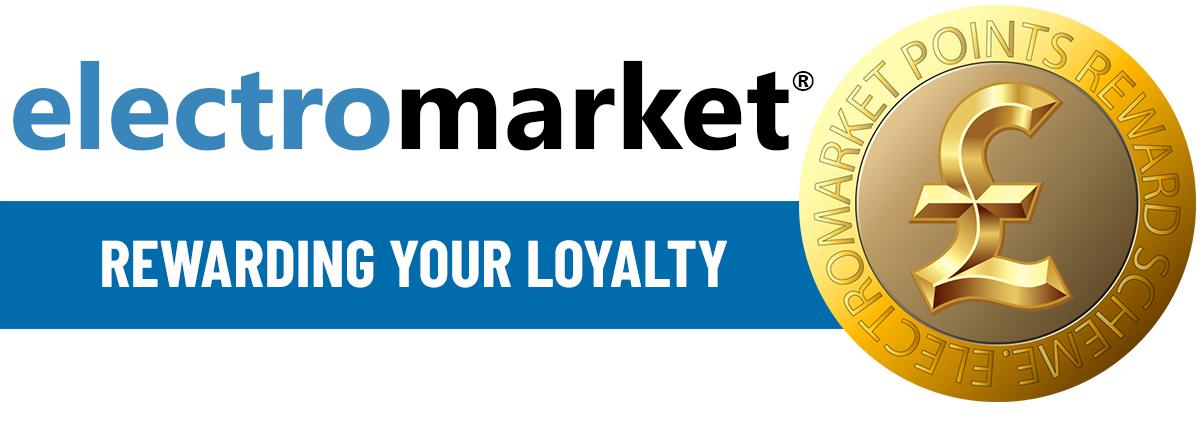 electromarket points reward scheme
